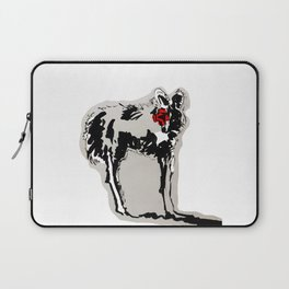Wolf 1 - Daniel Bo Laptop Sleeve