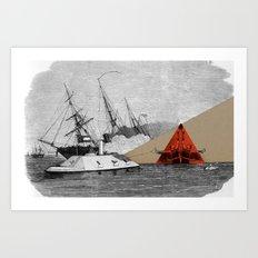 The CSS Sensational Art Print