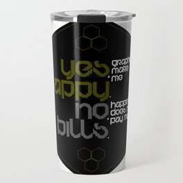 yes & no Travel Mug