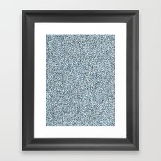 Infinity Bends Framed Art Print