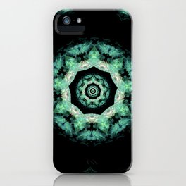 Kaleidoscope 'K2 SN' iPhone Case
