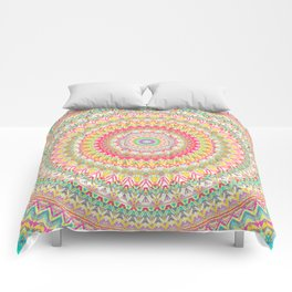 Mandala 504 Comforters