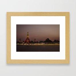 Wat Arun Framed Art Print