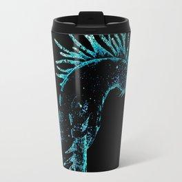 Deer god Travel Mug