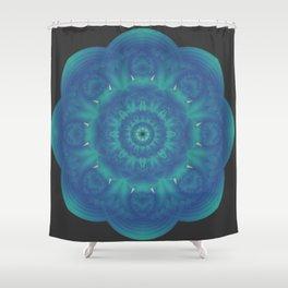 Radium  Shower Curtain