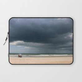 A Peaceful Day At The Seaside Laptop Sleeve