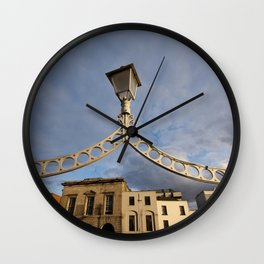 Ha penny Bridge Wall Clock