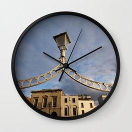 Ha penny Bridge Wall Clock