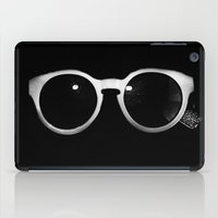 sunglasses iPad Cases featuring Sunglasses by Abbey