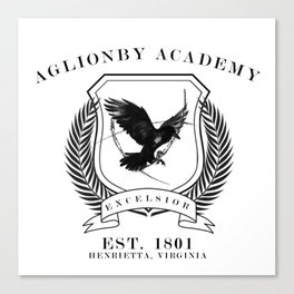 aglionby academy Canvas Print