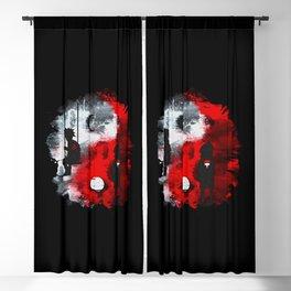 Sadness Blackout Curtain