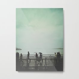 // NYC // Battery Park Metal Print