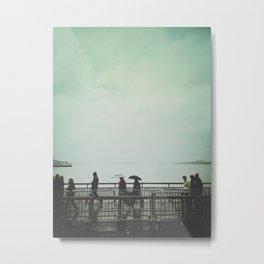 // NYC // Battery Park Metal Print