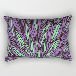 Fabulous flowers Rectangular Pillow