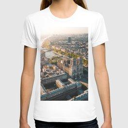 Notre Dame Rise Again T-shirt
