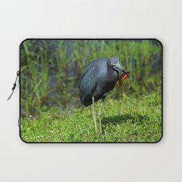 Little Blue´s Lunch Laptop Sleeve
