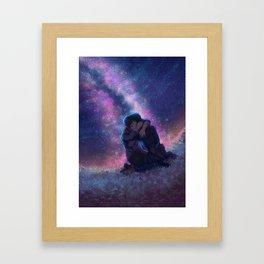 At Last Framed Art Print