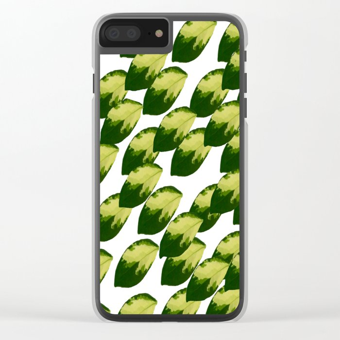 When All of the Leaves Fell Clear iPhone Case