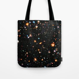 Hubble Extreme Deep Field Tote Bag