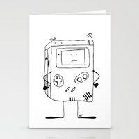 wiz khalifa Stationery Cards featuring Play wiz Me by ingicoPhotoDesign