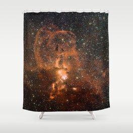 Beautiful Star Formation Shower Curtain