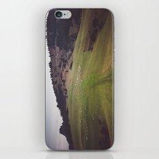 Pieniny Mountains iPhone & iPod Skin