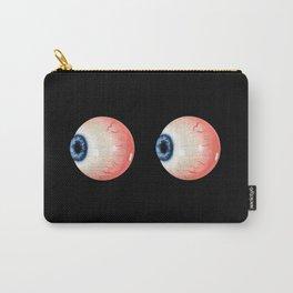 Eye ball Carry-All Pouch