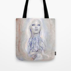 Angel Aura Tote Bag