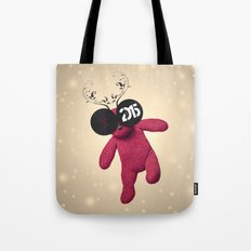 Little Pink Bear said :: Happy New Year 2015 :) '' Tote Bag