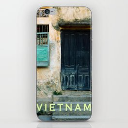 ANTIQUE CHINESE SOUND of HOI AN in VIETNAM iPhone Skin