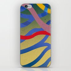 Wasser iPhone & iPod Skin