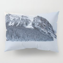 Snowy Mountain Pillow Sham