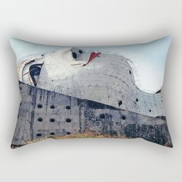 Facelift Rectangular Pillow