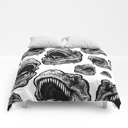 dimosaur15 Comforters