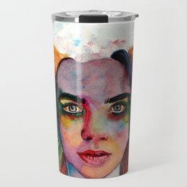A Grieving Rainbow Travel Mug