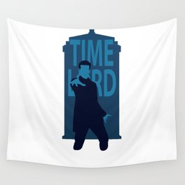 Twelfth Time Lord Wall Tapestry
