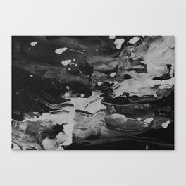 Vanished High Canvas Print