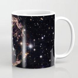 Supernova Remains Coffee Mug