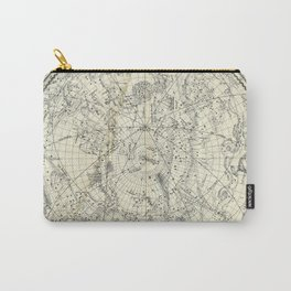 Southern Celestial Planisphere Carry-All Pouch