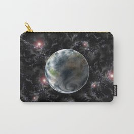 Planet Earth-Space Carry-All Pouch