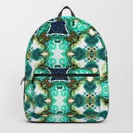 Blue Pattern 2 Backpack