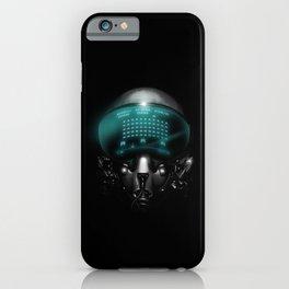 Space Invasion iPhone Case