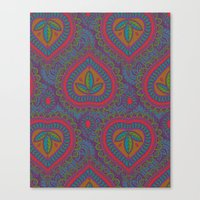 decorative Canvas Prints featuring Decorative by Aimee St Hill