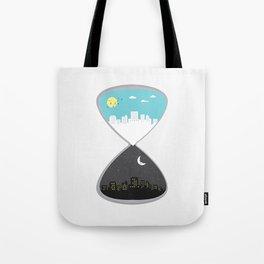 Day & Night Tote Bag