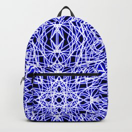 Blue Chaos 1 Backpack