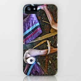 Fashion Victim  iPhone Case