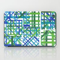 plaid iPad Cases featuring Plaid by Smiley's Dreamboat