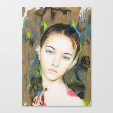 Rift Canvas Print