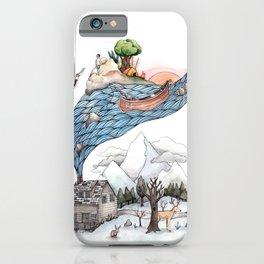 Invincible Summer iPhone Case