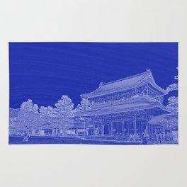 Heian Shrine Rug